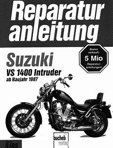 Suzuki Intruder Vs1400 1987 Repair Manual German Pdf  12 5 Mb