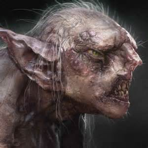 Lord of the Rings Evil Creatures