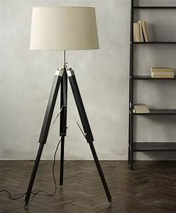 Arc floor lamp drum shade images for Arched floor lamp with drum shade
