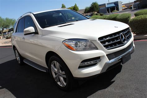 Good mercedes benz suv, very reliable and efficient perfect for daily driving. 2013 Mercedes-Benz ML350 M-Class ML 350 Stock # P1203 for sale near Scottsdale, AZ   AZ Mercedes ...