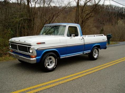 sell used 1970 ford f 100 ranger xlt must see