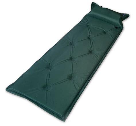 pillow top outdoor cing mat with cushion