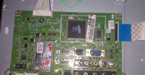 tv lcd samsung modelo ln32b350f1 no enciende