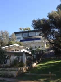 front to back split level house plans the steep hillside house house
