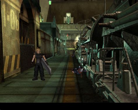 ff hd mod  pc final fantasy vii forum neoseeker
