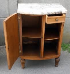 broc co table de chevet de nuit coiffeuse vintage