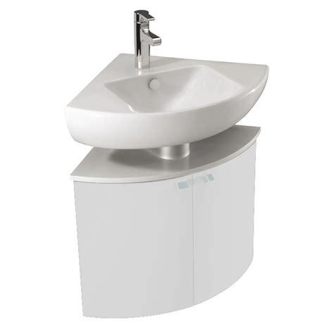 meuble alinea cuisine meuble d 39 angle pour lavabo odéon up l 68 2 portes laque brillante blanc jacob delafon réf
