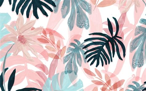 pastel pink aesthetic laptop wallpapers