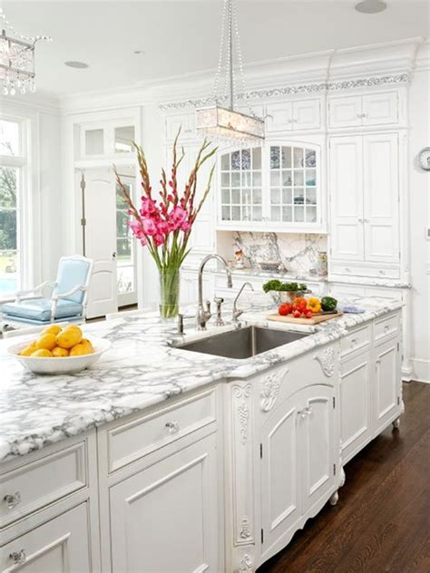kitchen design bradford 48 marble kitchens that are beyond gorgeous 1114