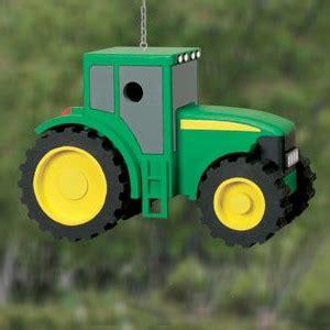 plan tractor birdhouse