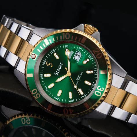 Stauer Evergreen Diver Watch 35779