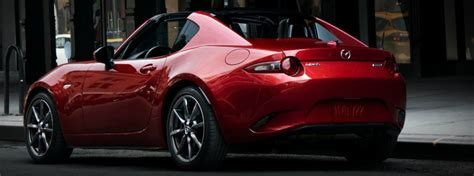 mazda mx  miata rf paint color options