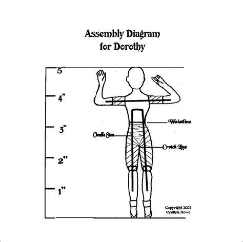 Dorothy Assembly Diagram