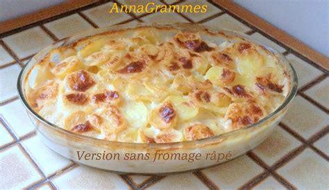 gratin dauphinois annagrammes cuisine familiale