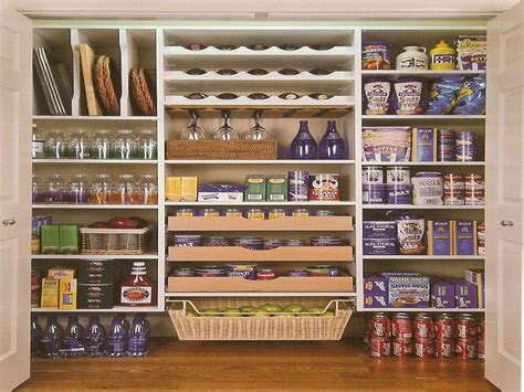 Home Depot Custom Cabinets by Easy Tips To Clean Amp Organize Your Pantry Tcs