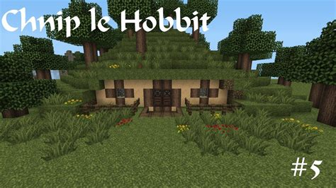 minecraft l aventure avec 100 mods 5 chnip le hobbit