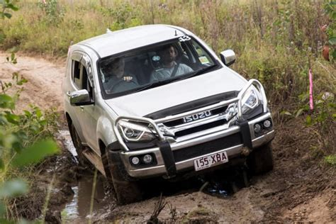 Isuzu Mux Backgrounds by Top Five Suvs For Towing Carsguide
