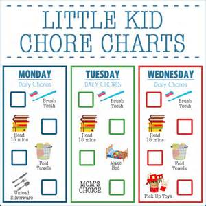 kitchen gardening ideas kid chore charts ages 2 4 the big moon