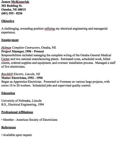 electrician cover letter samples example of master electrician resume http