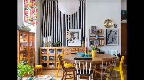 Decoration Styles - bohemian style interior design