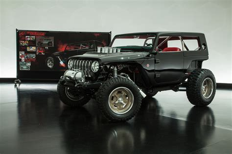 jeep quicksand jeep quicksand possibly the most insane jeep concept
