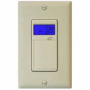 Intermatic Programmable Light Switch Timer Instructions