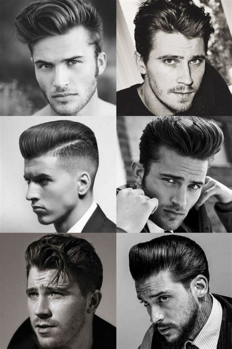 50s Hairstyles For Guys by 1950s Hairstyles For S Hairstyles Haircuts 2017