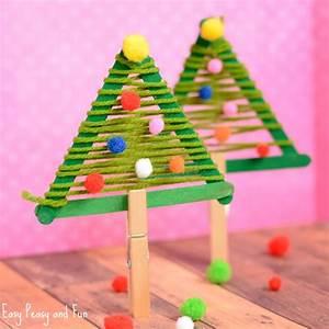 Craft, Sticks, Christmas, Tree, Craft