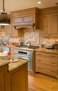 traditional kitchen backsplash ideas pictures of kitchens traditional light wood kitchen cabinets kitchen 132