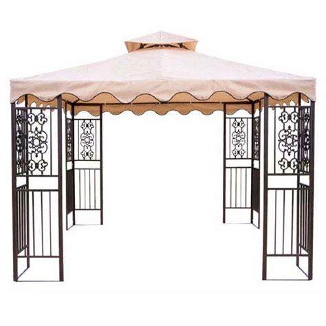 walmart dc america gazebo replacement canopy beige