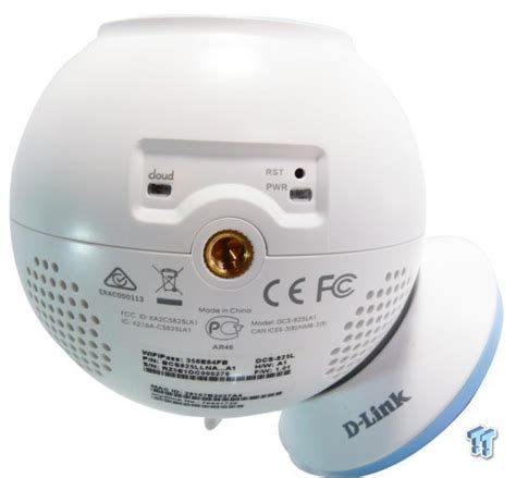 Wifi L Review by D Link Dcs 825l Wi Fi Baby Monitor Review