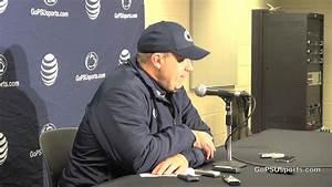 Penn State Football - Bill O'Brien Postgame Press ...