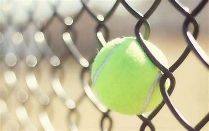 Tennis Wallpapers Fence Tenis Ball Balls Awesome