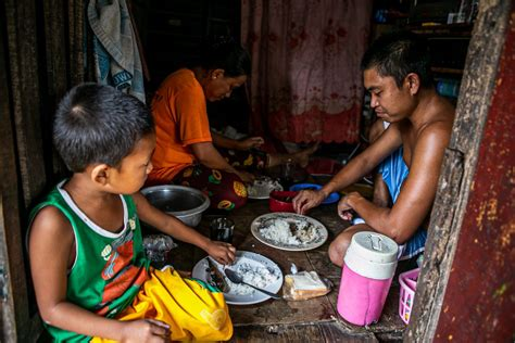 Filipinos claim quality of life got worse in recent months ...