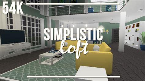 Simplistic Loft 54k