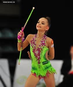 Russian Rhythmic Gymnastics Leotards