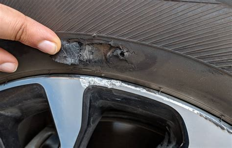 Sidewall Damage. Should I Replace This Tire?