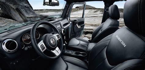 interior jeep wrangler 2017 jeep wrangler rubicon review