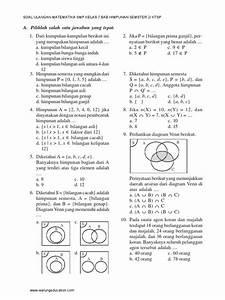 19  Contoh Soal Diagram Venn 2 Himpunan