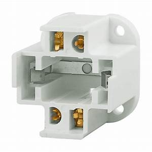 4 Pin G24q-3 And Gx24q-3 Cfl Socket