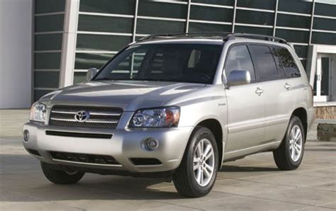 Used 2006 Toyota Highlander Hybrid Pricing