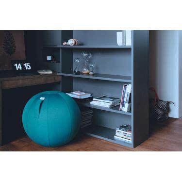 swiss siege vluv leiv siege ballon pouf gymball pour salon bureau