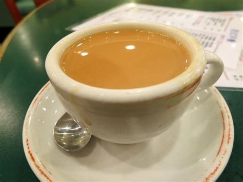 hong kong milk tea recipe eat lido 麗都 hong kong style cafe in richmond bc paperblog