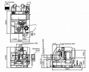 Nachi Broaching Machine   Skiving Machining Center For Gears Gms450