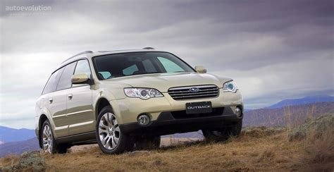 outback subaru 2006 subaru outback specs 2006 2007 2008 2009 autoevolution