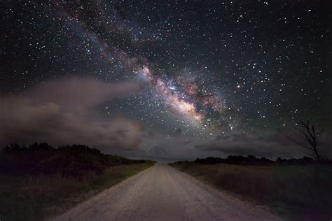 The Milky Way Little Burst Midwinter Glory Malcolm