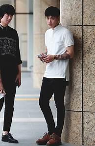 Style Korean Men Swag