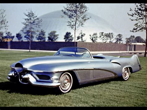 Gm Buick Lesabre by 1951 Buick Lesabre Concept Desktop Wallpaper And High