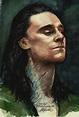 Loki Tom Hiddleston by KerdzevadzeART on DeviantArt