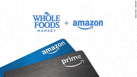 amazons latest prime perk  cash    foods